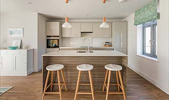 Manor Farm Kitchen Show Home