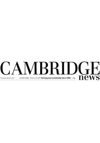 Cambridge News front cover